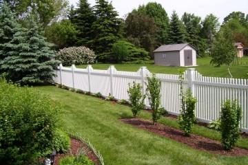 ffC Polyvinyl Fence